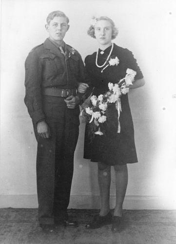 Malipaard Jan 1925 1946 trouwt Maria Olij
