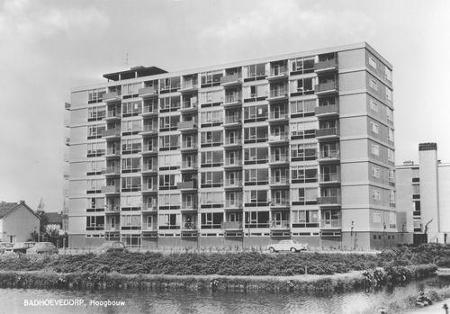 Marconistraat 1974 Hoogbouw