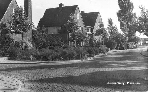 Marialaan 1962