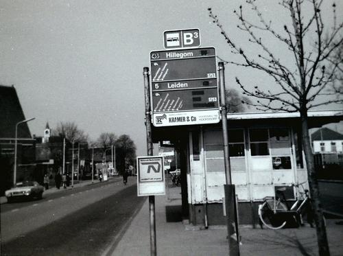 Marktplein C 1979 Bushokje
