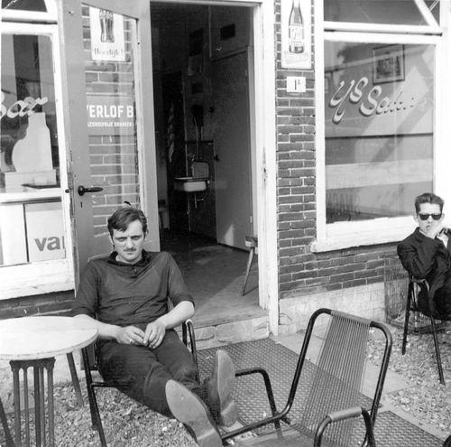 Marktplein N 0001a 1964 Snackbar vd Groef 01