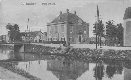Marktplein N 0047 1924 Polderhuis 02