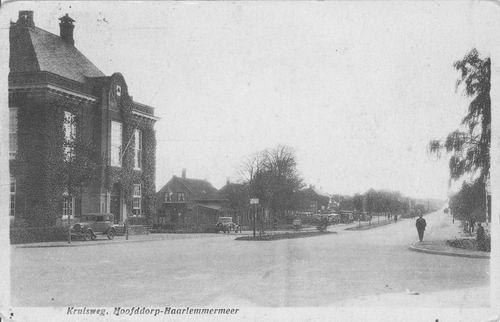 Marktplein N 0047 1934 Polderhuis