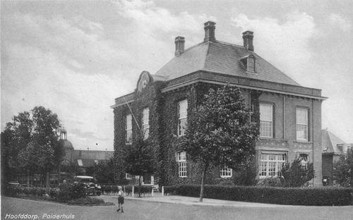 Marktplein N 0047 1939 Polderhuis
