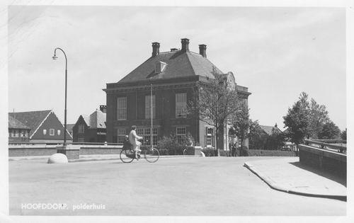 Marktplein N 0047 1951 Polderhuis