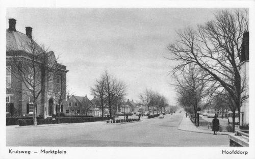 Marktplein N 0047 1958 Polderhuis