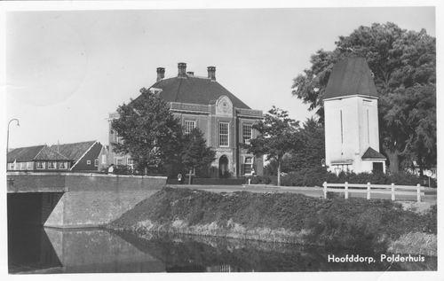 Marktplein N 0047 1962 Polderhuis 03