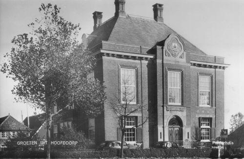 Marktplein N 0047 1963 Polderhuis