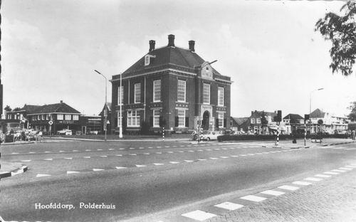 Marktplein N 0047 1970 Polderhuis