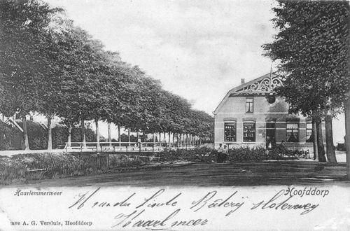 Marktplein Z 0002 1905 of eerder Huize Zuijdam