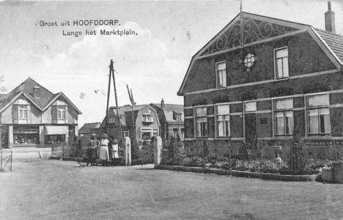 Marktplein Z 0002 1928 Huize Zuijdam
