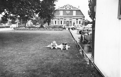 Marktplein Z 0002 196_ Huize Zuijdam met Hennie Lubbersen