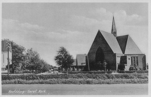 Marktplein Z 0094 193_ Geref Kerk Cursief