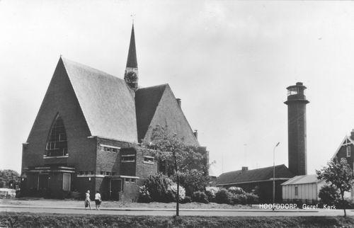 Marktplein Z 0094 1964 Geref Kerk