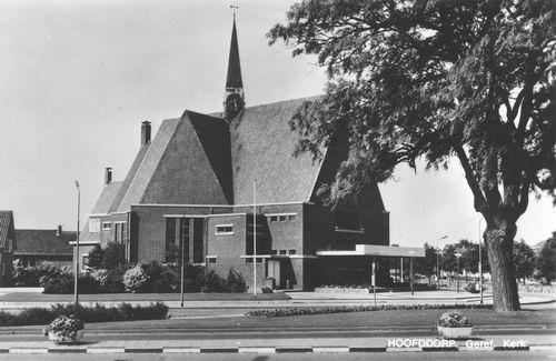 Marktplein Z 0094 1969 Geref Kerk