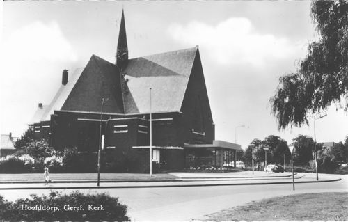 Marktplein Z 0094 1970 Geref Kerk