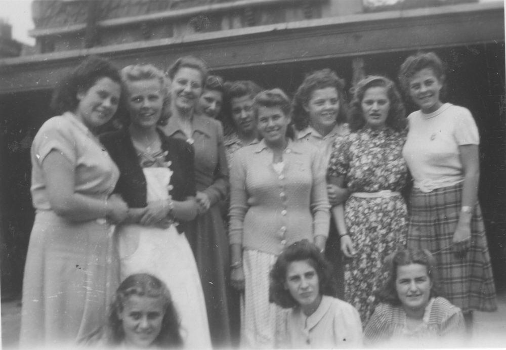Meijer Aga 1931 1948 op Huishoudschool in Haarlem 02