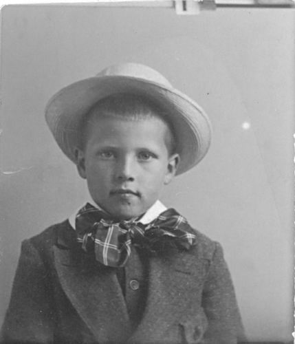 Meijer Nol 1905 19__ Portret 473