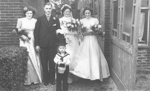 Meijer Bertha 1914 1944 trouwt Bert Samson 01
