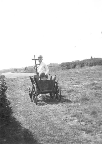 Meijer Cornelis N 1928 1938 Jongen met Bolderkar