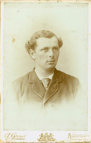 Meijer David J S 1866 19__ Portret 01
