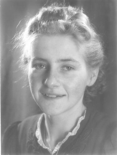Meijer Elisabeth J 1923 19__ Portret