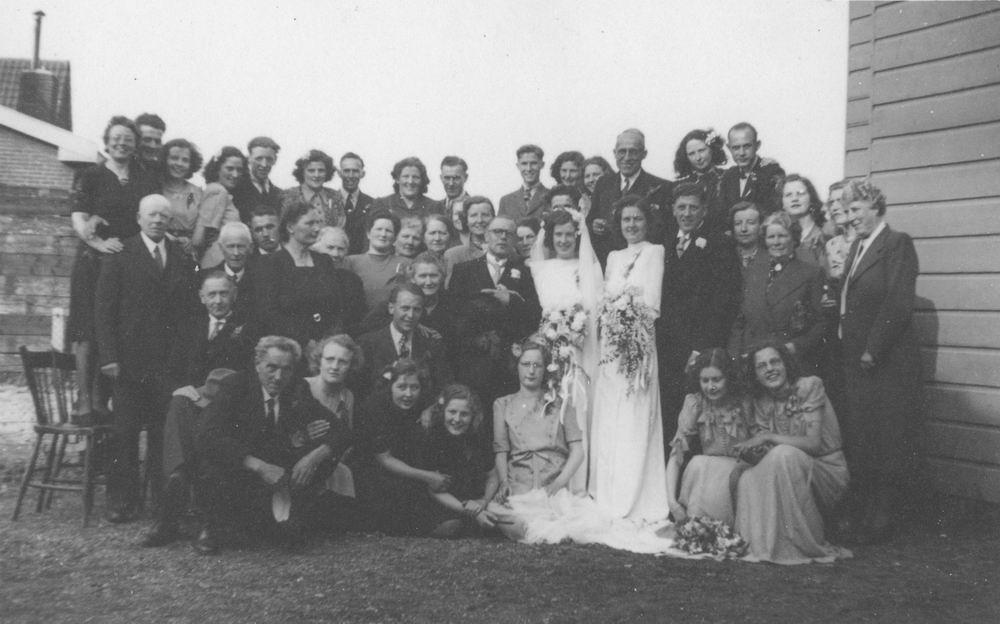 Meijer Harry 1917 1947 trouwt Kitty de Koning 02