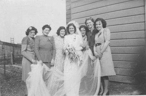 Meijer Harry 1917 1947 trouwt Kitty de Koning 06