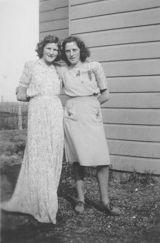 Meijer Harry 1917 1947 trouwt Kitty de Koning 07