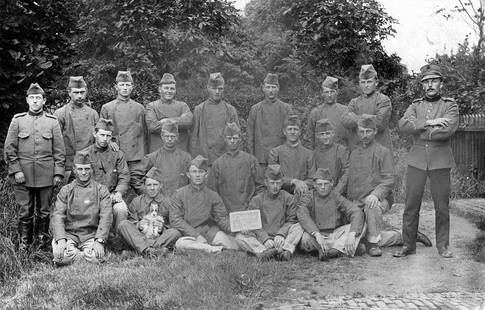 Meijer Hendricus J 1896 1916 Militair 456