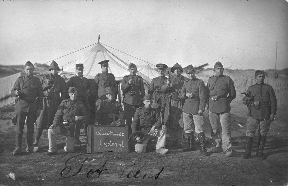 Meijer Hendricus J 1896 1918 Militair 417