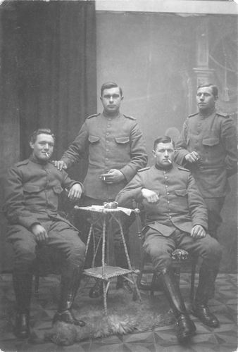 Meijer Hendricus J 1896 1918 Militair 454