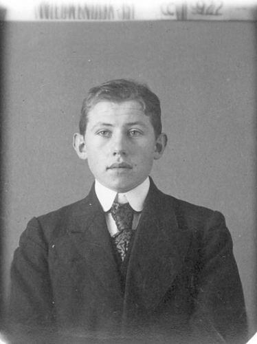 Meijer Hendricus J 1896 19__ Portret 352