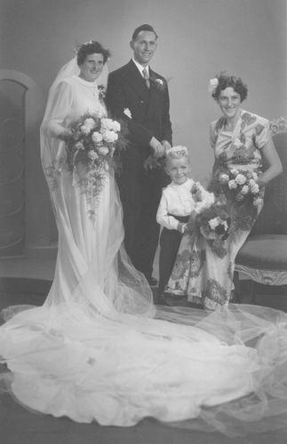 Meijer Jo 1921 1950 trouwt Gerrit Smit