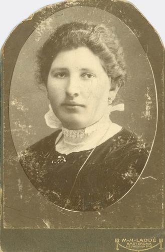 Meijer Joanna G M 1895 19__ Portret 083