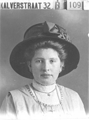 Meijer Joanna G M 1895 19__ Portret 115