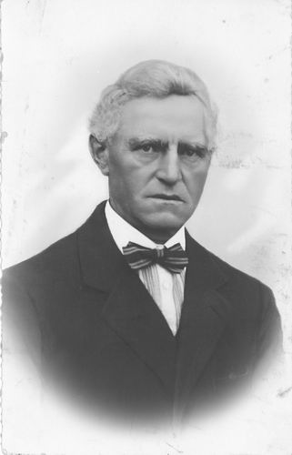 Meijer Johannes J 1884 19__ Portret