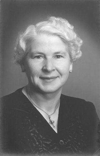 Meijer Maria M 1902 1954 Portret