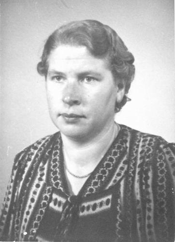 Meijer Maria M 1902 19__ Portret 02