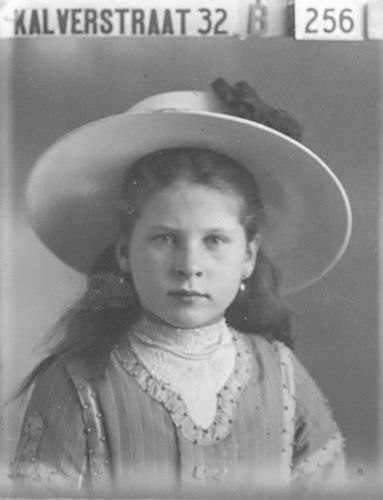 Meijer Maria M 1902 19__ Portret 04