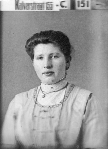 Meijer Maria M 1902 19__ Portret 05