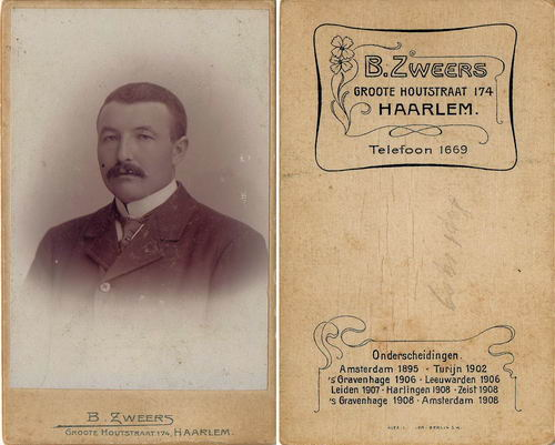 Meijer Marinus 1880 1909 Portret