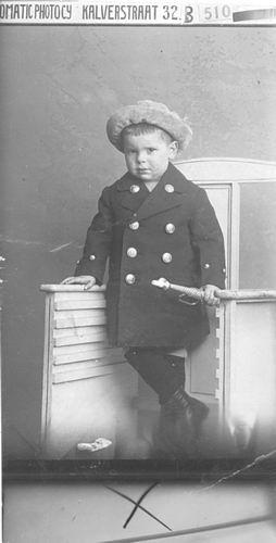 Meijer Piet Hzn 1911 1915 bij Fotograaf