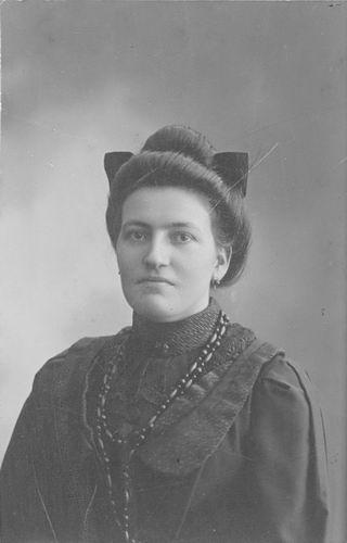 Meijer-v Kasteren Maria Cornelia 1887 19__ Portret