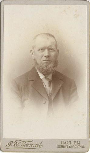 Melchior Egbert 1846-1932 Portret
