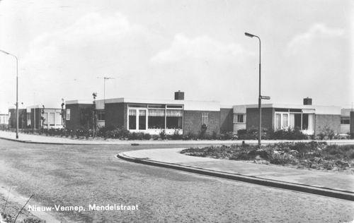 Mendelstraat 1967