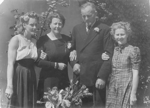 Mienis Jacob 1894 1943 25jr Huwelijk met Maria Koel 01
