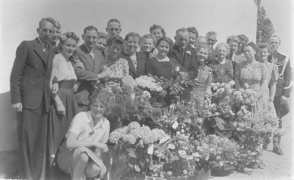 Mienis Jacob 1894 1943 25jr Huwelijk met Maria Koel 02