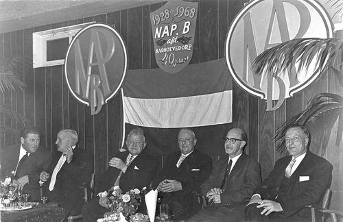 Mienis Jacob 1894 1968 Feest Aannemersbond afd Badhoevedorp 01