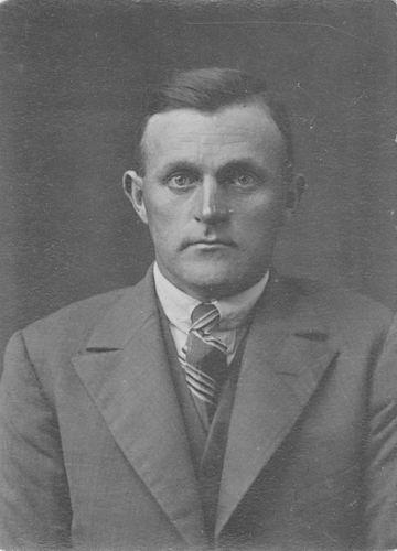 Mienis Jacob 1894 19__ Portret 03